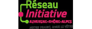 Initiative Auvergne–Rhône-Alpes, membre d'INITIATIVE FRANCE, 1er réseau  associatif de financement des créateurs d'entreprise